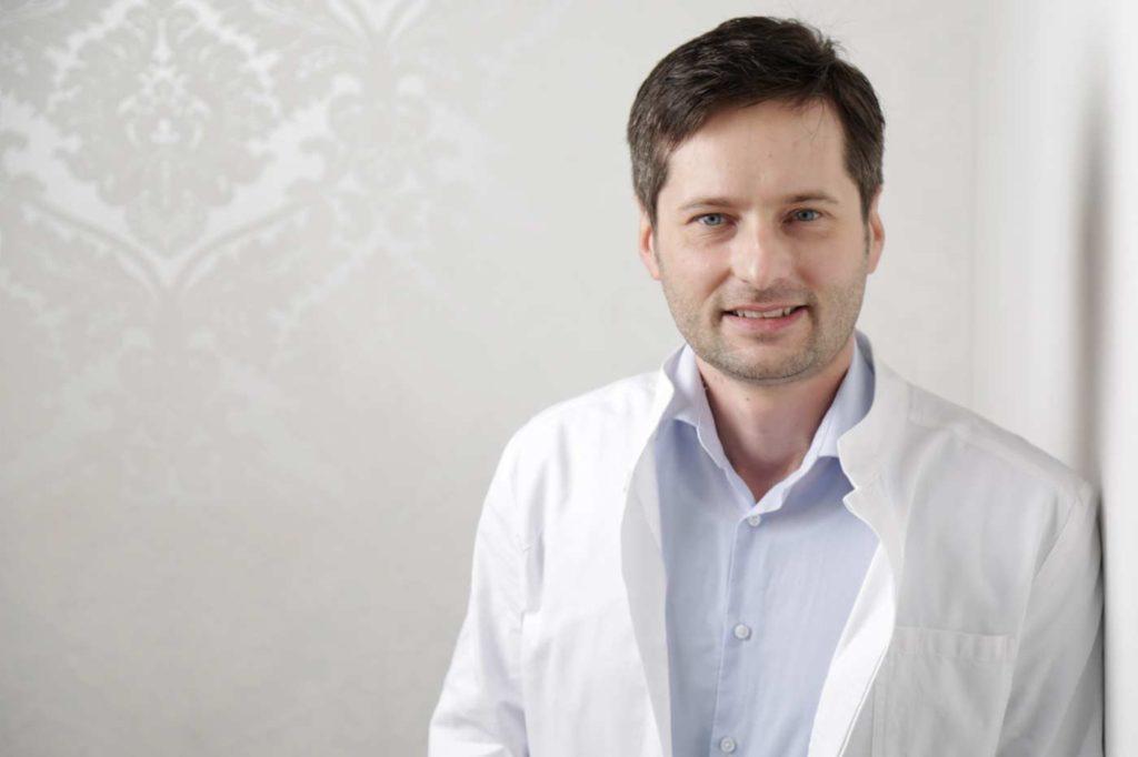 Portrait Augenarzt in Wien, 1220 Donaustadt: Dr. Robert Borny