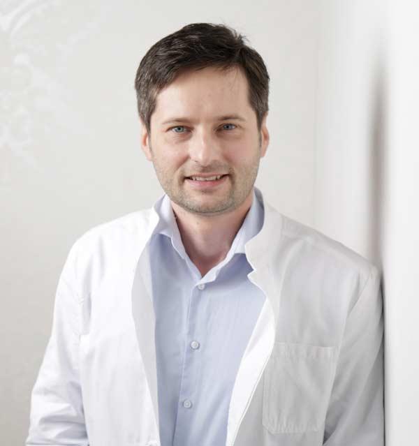 Augenarzt Dr. Robert Borny
